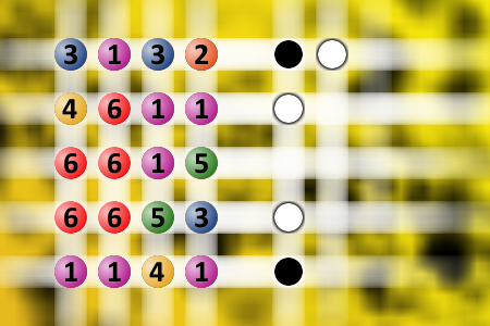 What a winning combination? Secret code, Coding, Mastermind