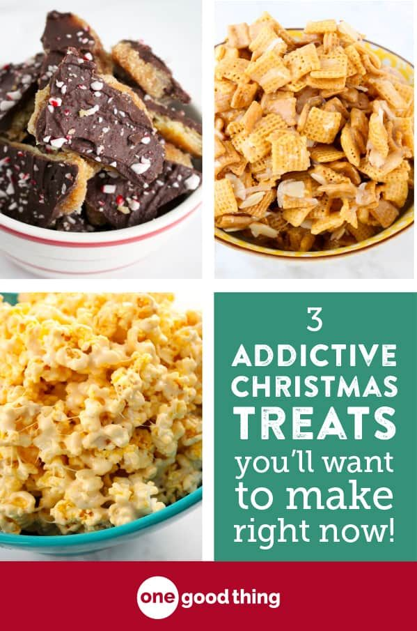 3 Addictive Christmas Treats You'll Want To Make Right Now