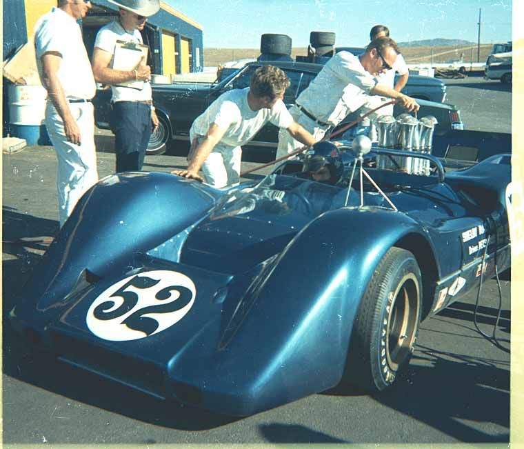 peter revson mclaren m6b ford shelby racing co eleventh annual los angeles times grand. Black Bedroom Furniture Sets. Home Design Ideas