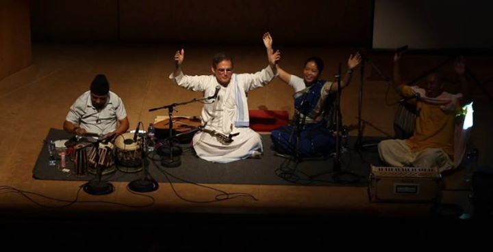 The Joy of Devotion music festival 2015 - Live with HG Atmaram Das (6 min video) Recorded at the music concert organised by Study of Indian Culture Limited and co-organised by ISKCON (Hong Kong) on 22...