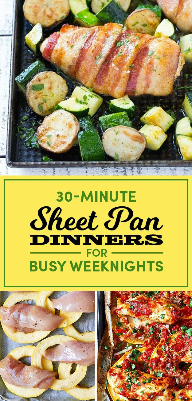 21 Delicious Sheet Pan Dinner Ideas You Need To Try