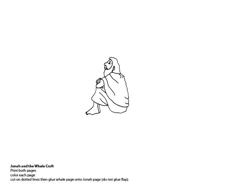 Image result for jonah and the whale crafts old testament - copy colouring pages of jonah and the whale