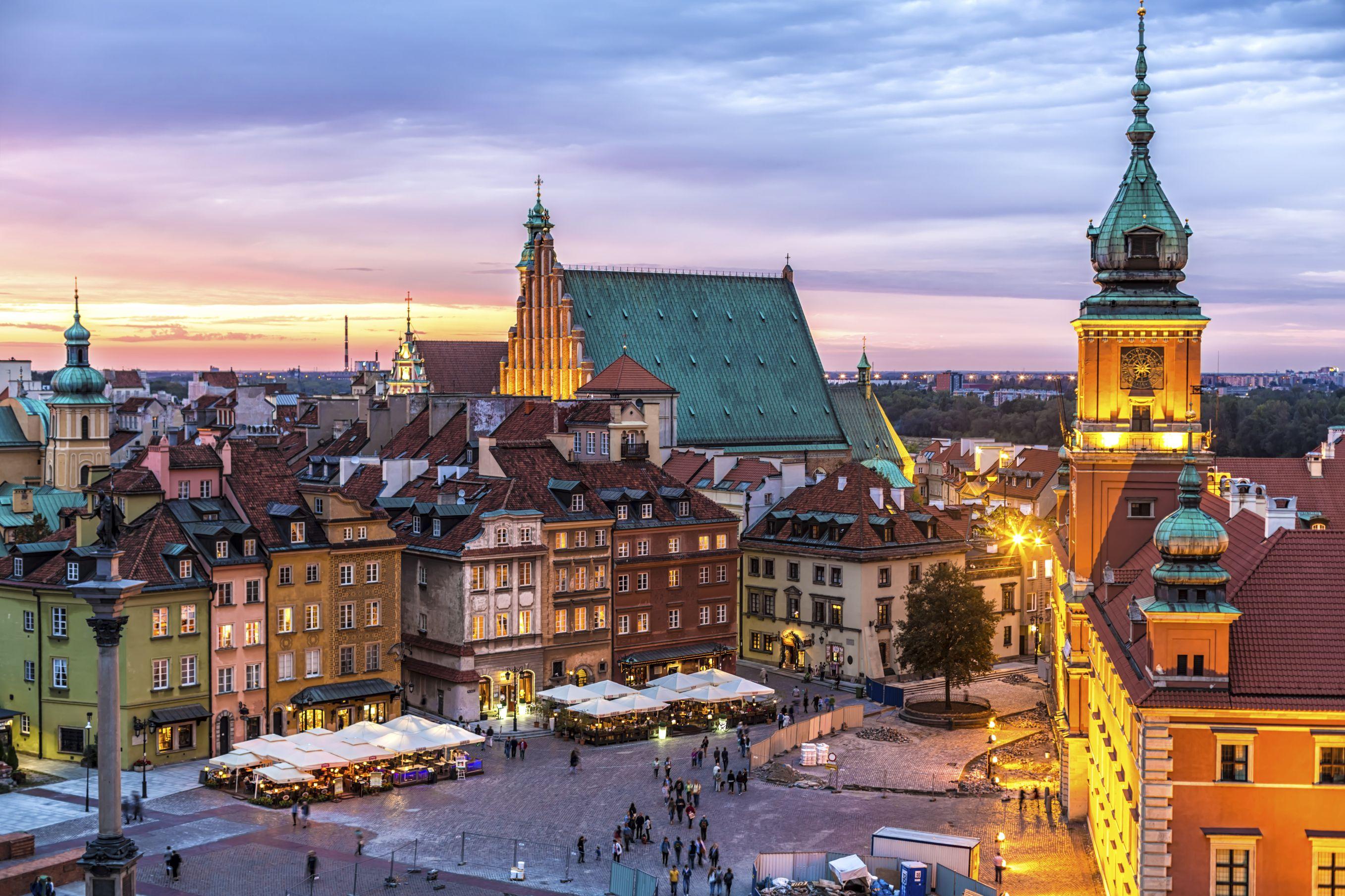 Ab nach Polen! Hin- und Rückflüge schon ab 4 € - Urlaubsheld | Dein Urlaubsportal