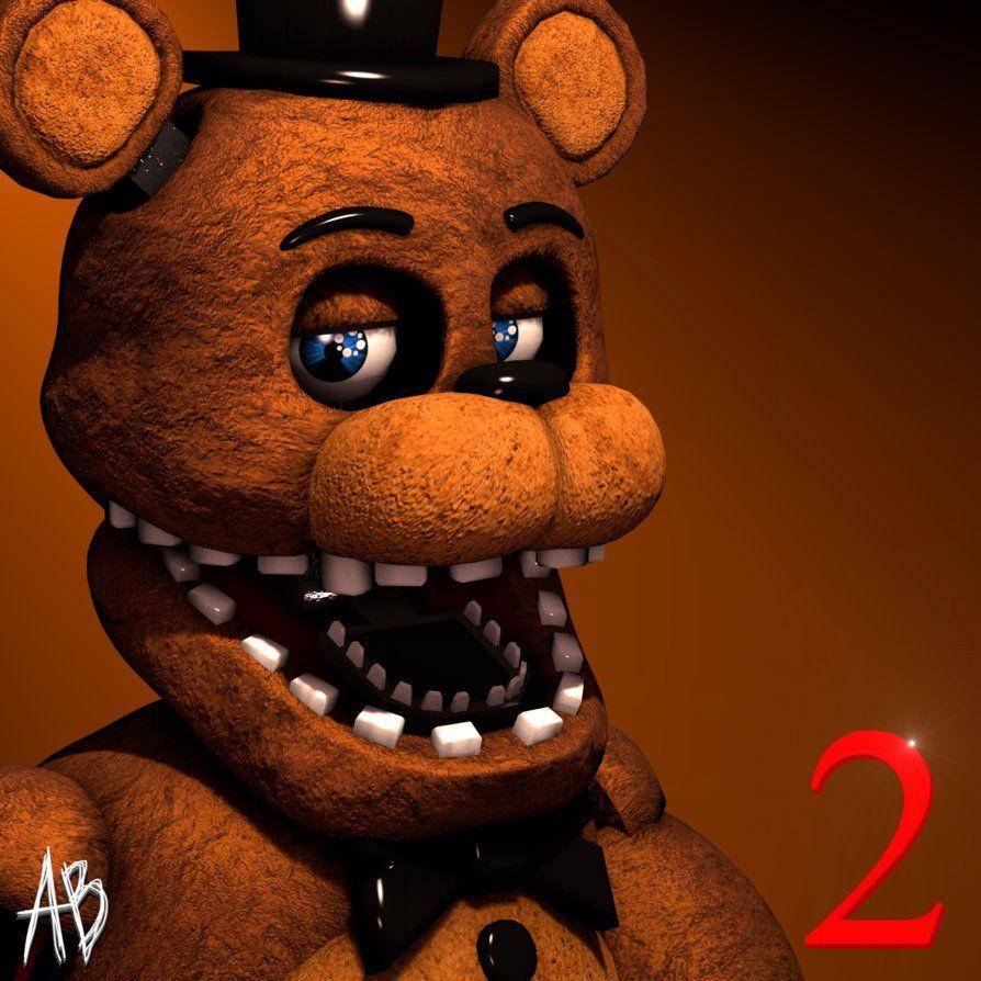 Fnaf2 Five Nights At Freddy S 2 Icon Remake By Anthonyblender On Deviantart Five Nights At Freddy S Freddy S Freddy