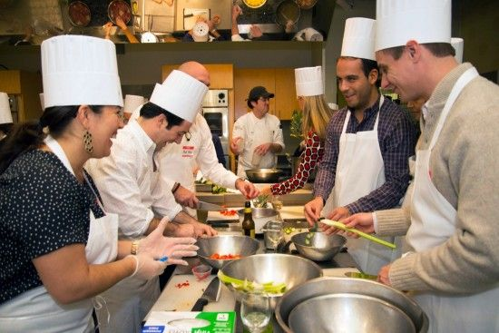 Streets International Vietnamese Cooking Benefit Too Many