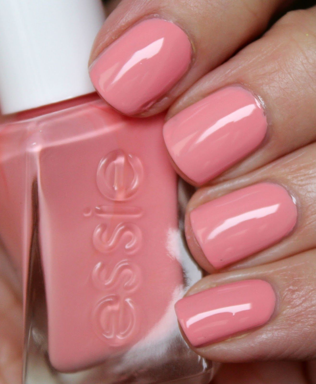 Essie Gel Couture - Hold the Position | My favorite manicures ...