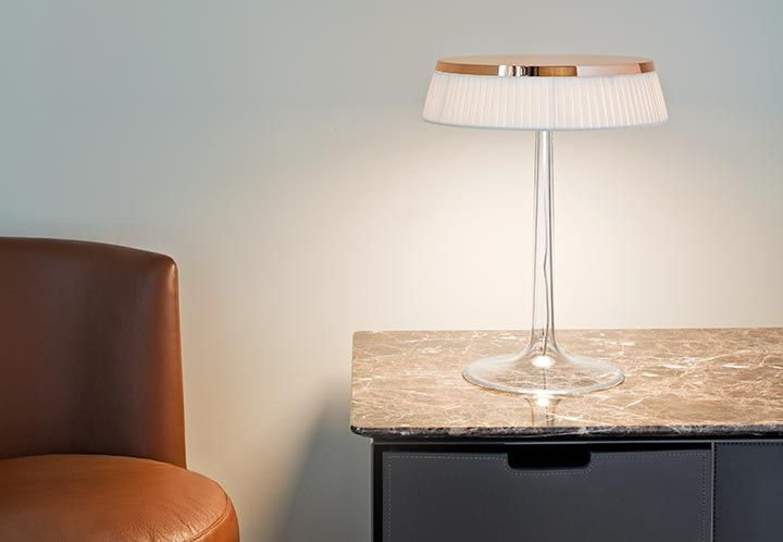 Lampade Da Tavolo Flos : Bonjour corona lampada da tavolo flos diverse soluzioni