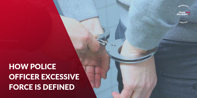 Did a Police Officer Use Excessive Force? in 2019