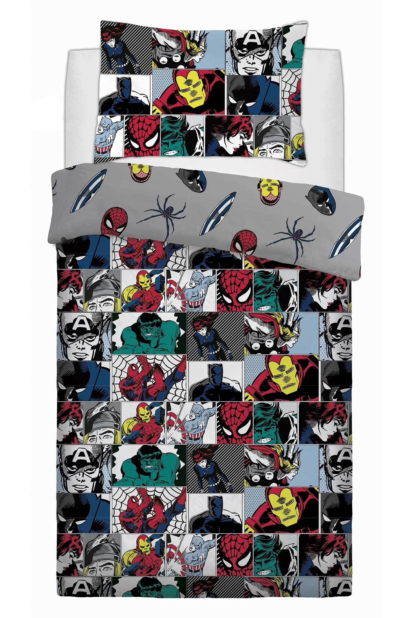 Join All Your Favourite Superheroes This Bedtime With Our Marvel