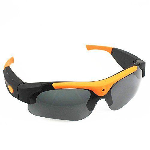 bb968fb00787f UYIKOO HD 720P Eyewear Video Recorder DVR Glasses Camcorder 5 Mega pixels