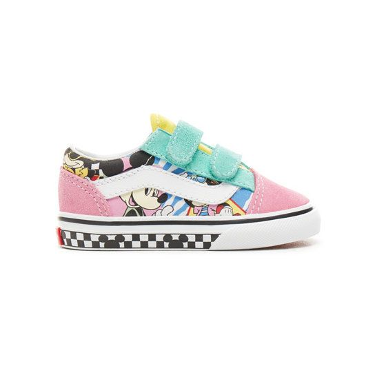 6a411107f0 Toddler Disney x Vans Old Skool V Shoes (1-4 years)