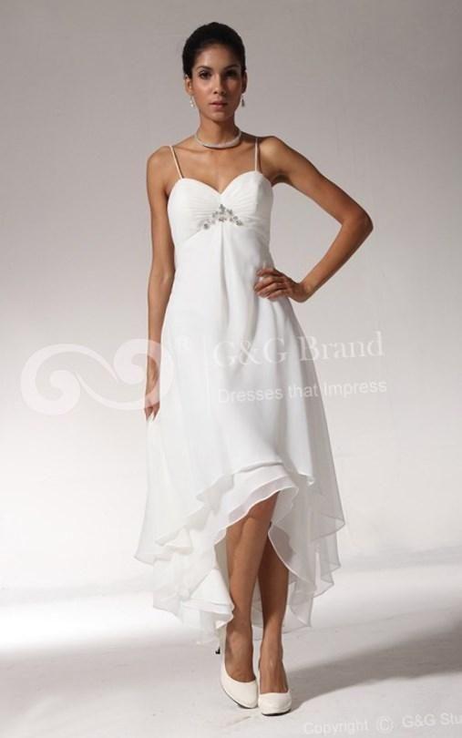 Short Wedding Dresses For Plus Size Older Brides