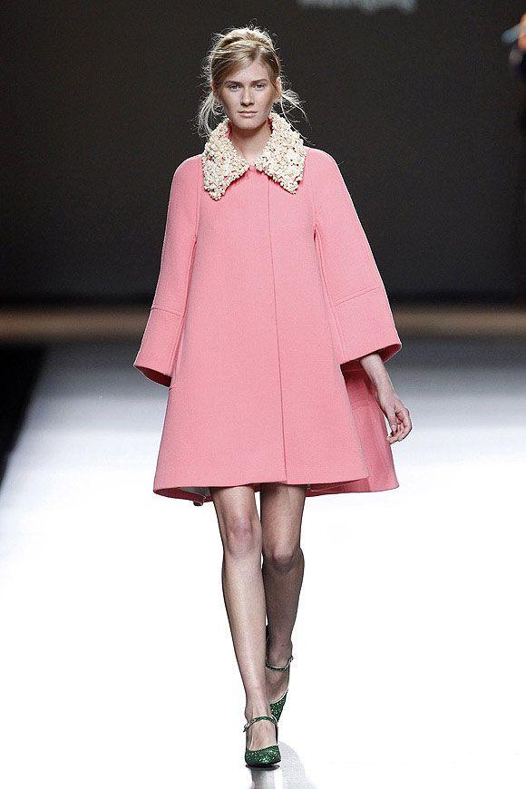 Teresa Helbig Fashion Week Madrid Otoño invierno 2016-2017