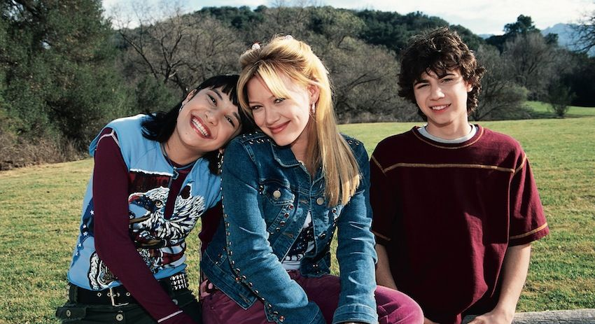 Quiz: Which Lizzie McGuire Character Are You? #lizziemcguire