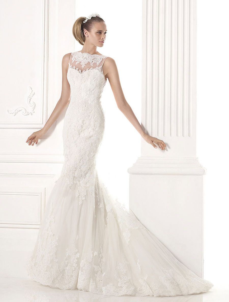 Pronovias Maryland Wedding Dress | Pinterest