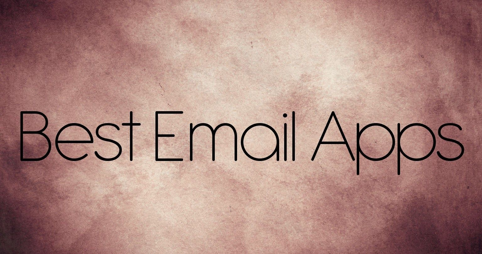 8 Best Email Apps for iPhone & iPad 2019 Iphone apps