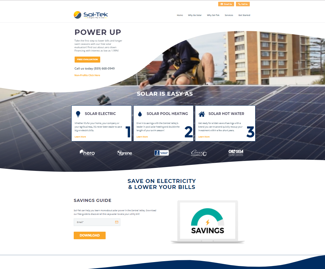 Learn More About Our Latest News Read Our Online Press Release About Our New User Friendly Website Http Www Prweb C Solar News Solar Companies Solar Pool