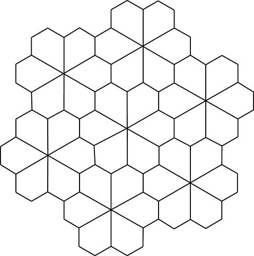 G Reference Images Tile Design Tessellation Patterns Tesselations Quilting Templates English