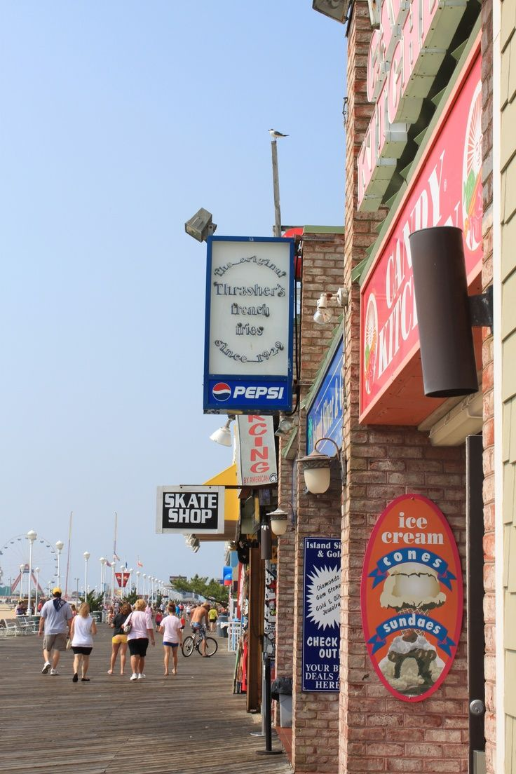 A Foodies Beach Town Dream Best Foods In Ocean City Maryland