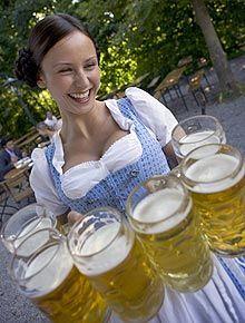 German beer gardens.....   db's like-styles potpourri ...