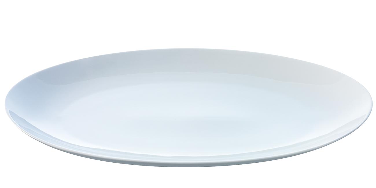 White Dish White Dishes Ceramic Tableware Western Food