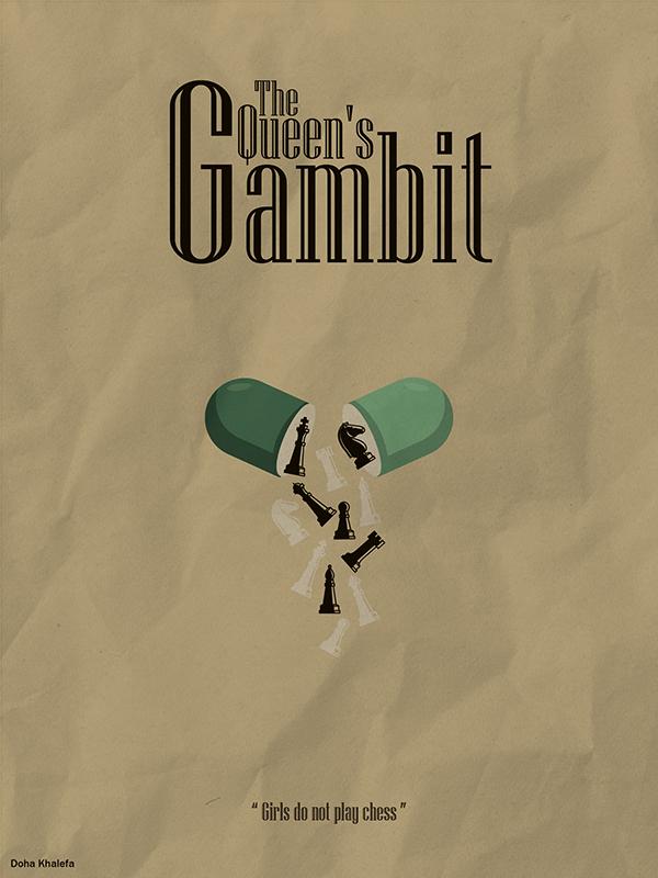 Minimalist Movie & Series Posters