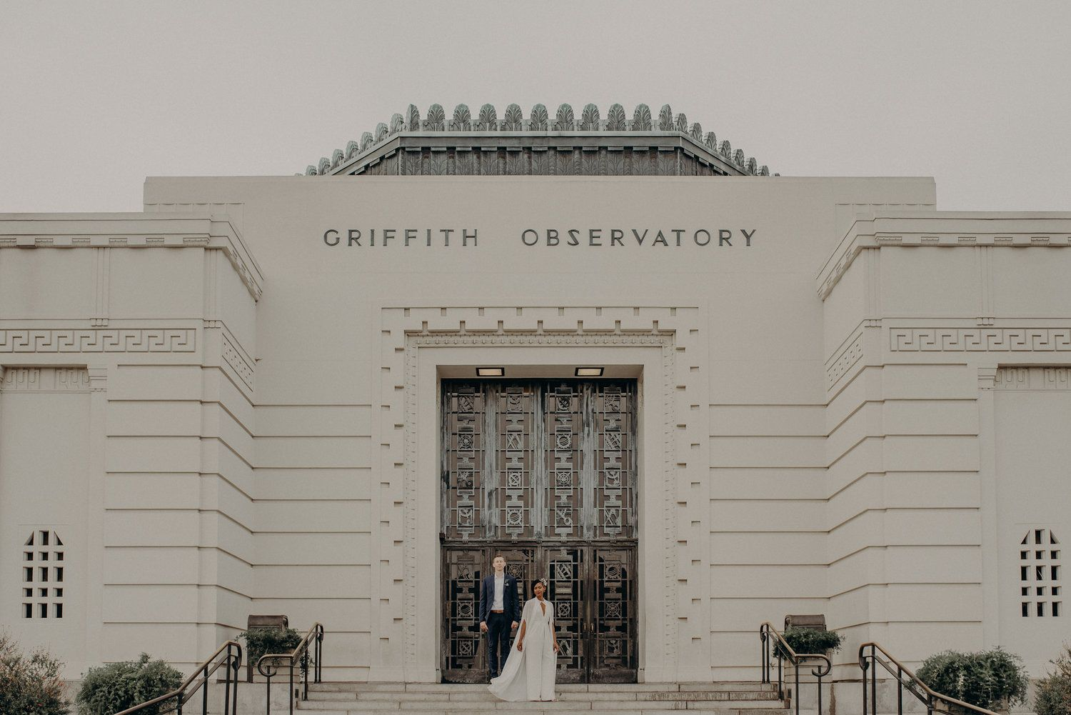 Isaiah Taylor Photography Griffith Observatory Elopement Wedding Photographer In Los Angeles Griffith Observatory Wedding Photography Los Angeles Los Angeles Wedding Photographer