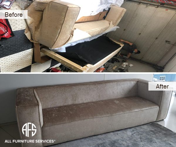 Upholstered Couch Disassembling Sofa Take Apart Couch Dismantling Moving Inside Disassembly Reassembly Furniture In 2020 Upholstered Couch Furniture Storage Bench