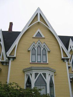 gothic revival home architecture and design features raftertales