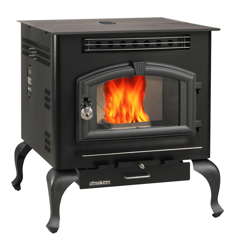 Wood Pellets Stove   Multi fuel stove, Pellet stove, Wood ...