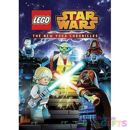 LEGO STAR WARS-NEW YODA CHRONICLES COMPLETE COLLECTION (DVD)
