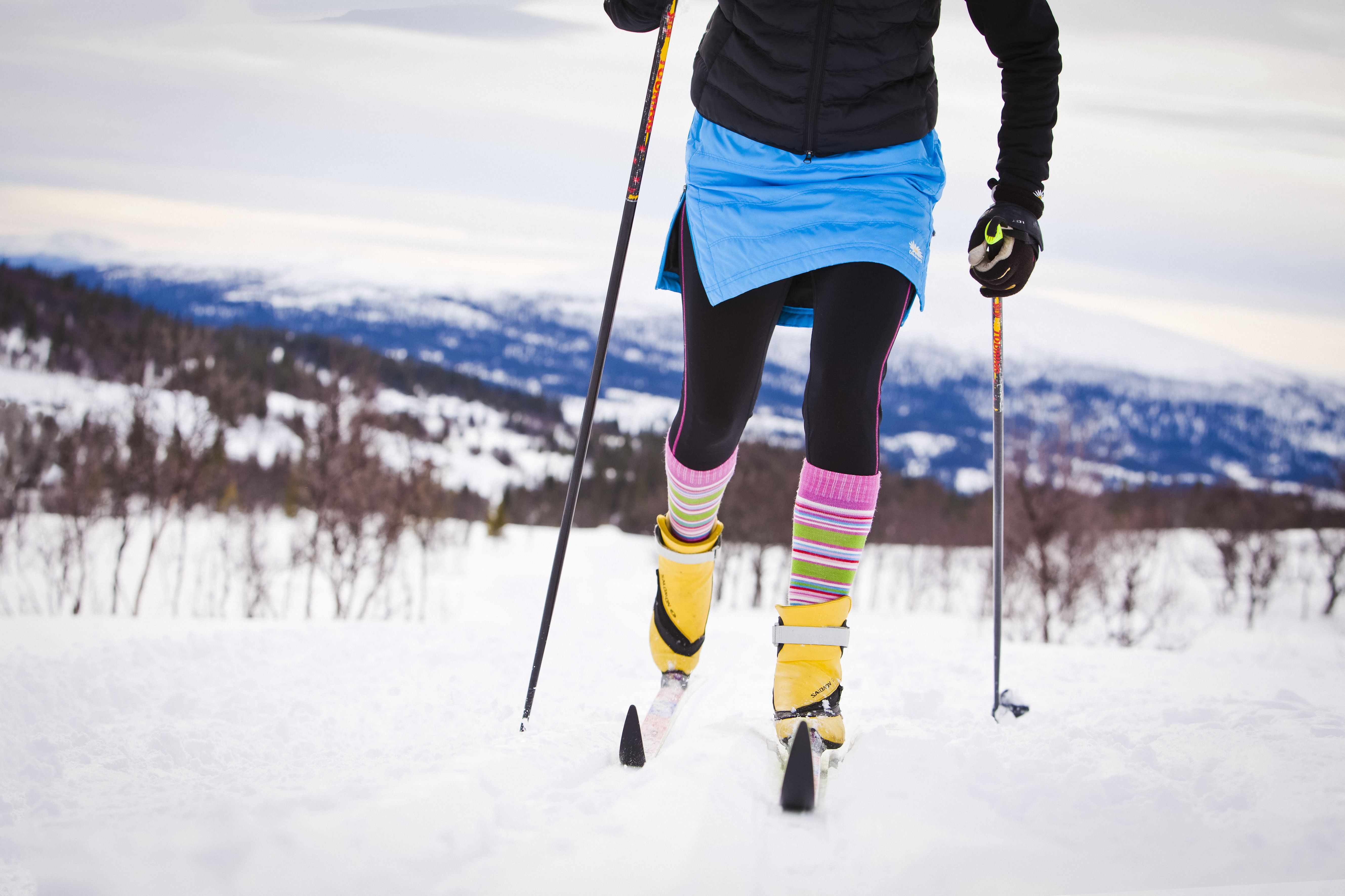 Insulated Ski Running Anytime Skirts By Skhoop Www Skhoop Us Skiing Outfit Cross Country Skiing Outfit Sports Skirts
