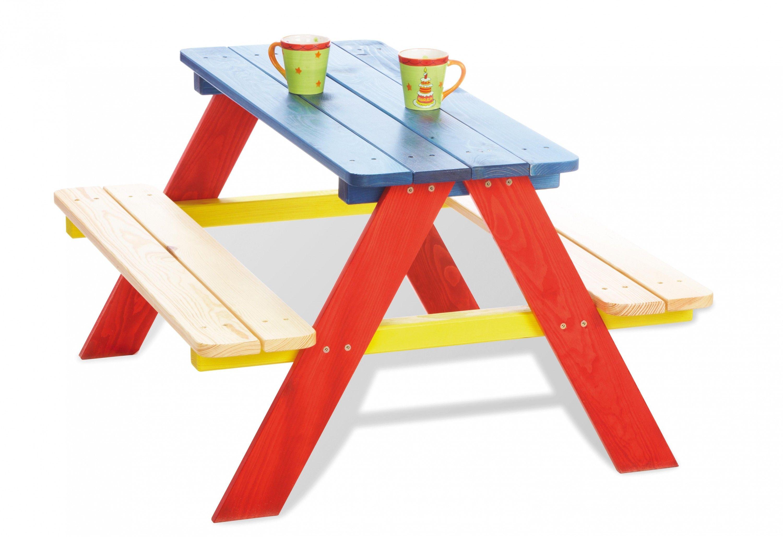 Pinolino Kindersitzgruppe Nicki für 4 bunt - Günstig und Sicher kaufen – Kinderhaus Blaubär
