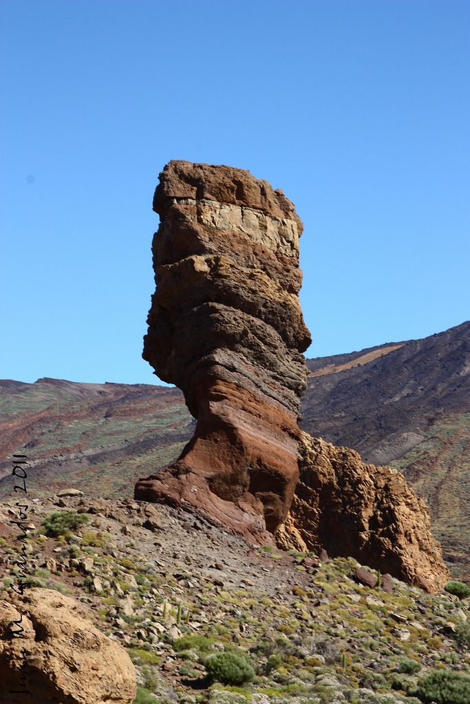 Roques del Teide