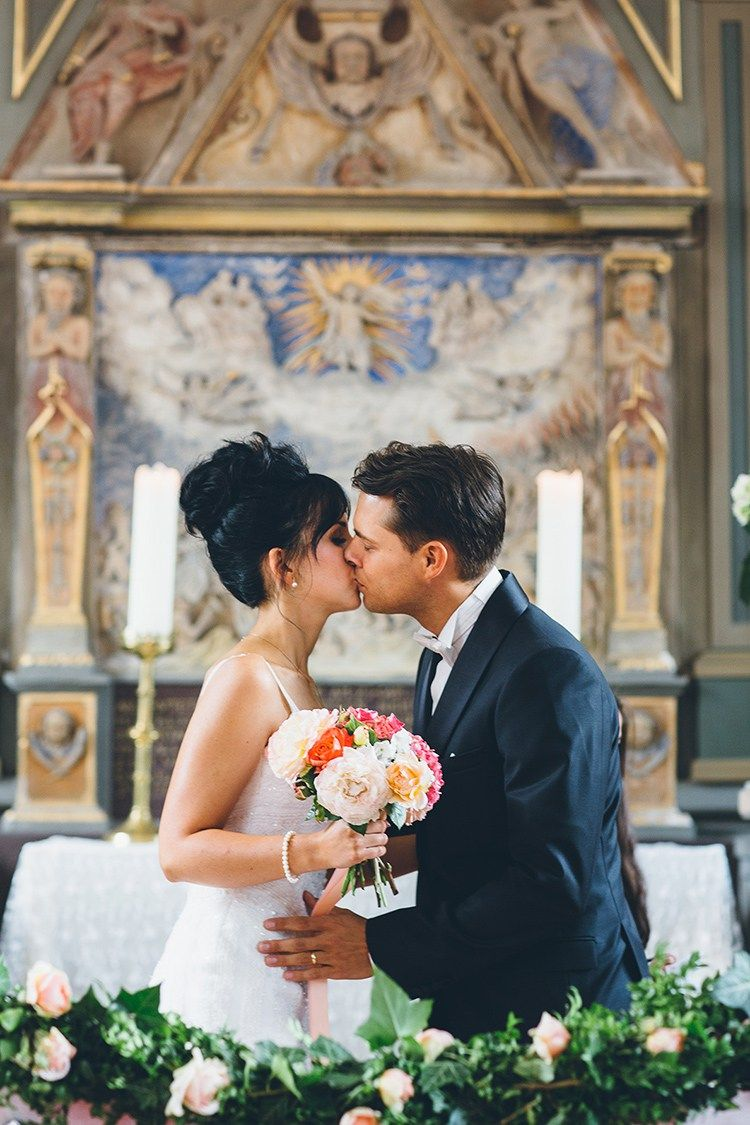 Quirky Cool Summer Germany Wedding