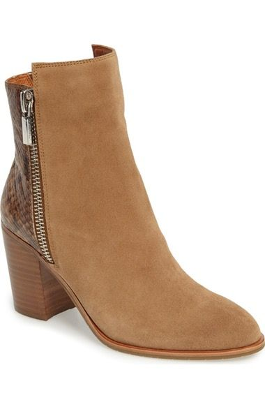 080ad6b9e65 Kenneth Cole New York Ingrid Faux Snakeskin Bootie (Women) available at   Nordstrom