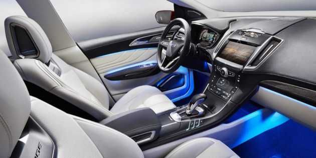 2016 Ford Edge Sport Release Date Is One Of Littler Hybrid Suv Vehicles From S Extent