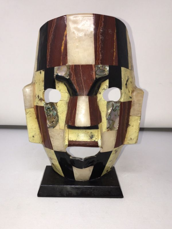 "#Art #Sculpture Ceramic Glass Handmade Multi-Color Mask On Base 8"" https://rover.ebay.com/rover/1/711-53200-19255-0/1?ff3=2&toolid=10044&campid=5337819815&customid=&lgeo=1&vectorid=229466&item=222621569147 (via @zedign)"