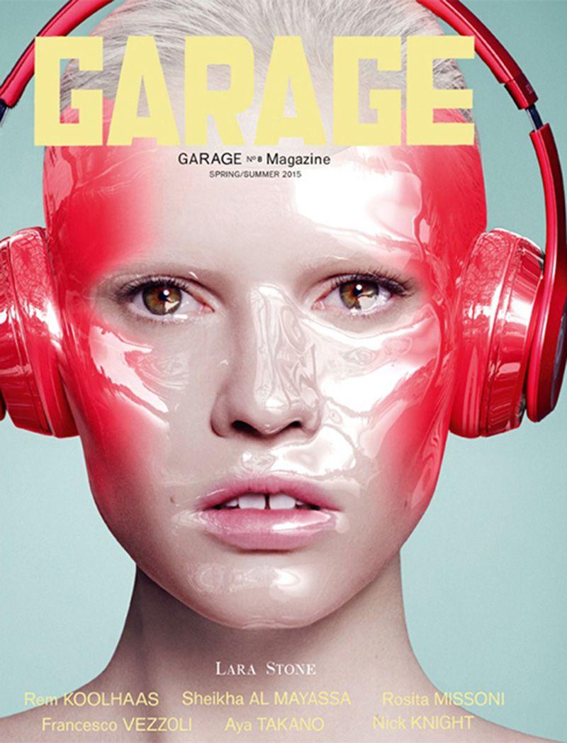 Garage-Magazine-SS15_Lara-Stone