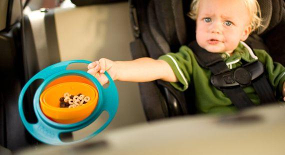 Zlavozdroj - Nevyklopiteľná miska pre deti