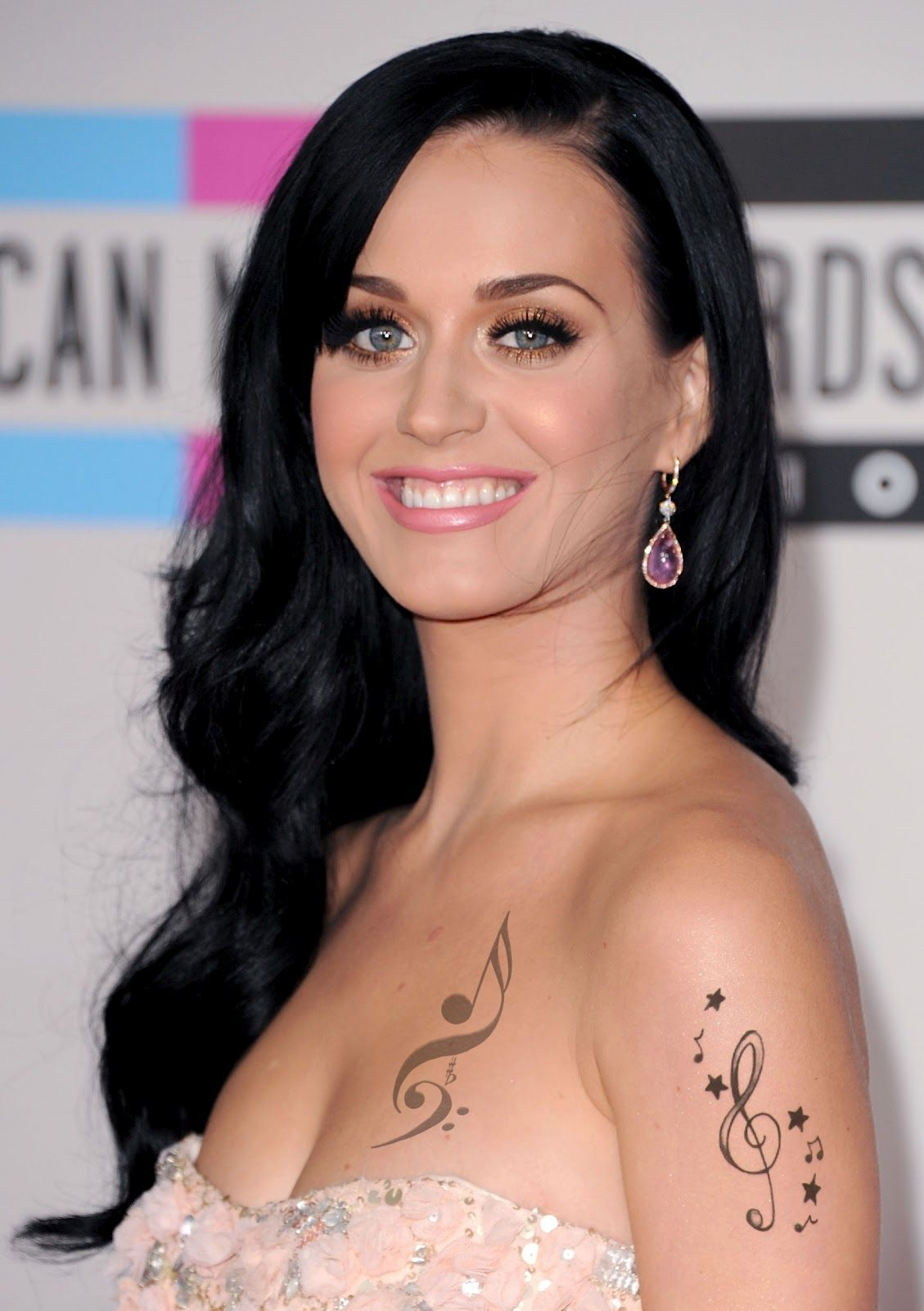 Lets Get Inked Girls Katy Perry Tattoos Katy Perry Tattoo