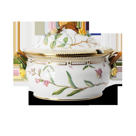 Flora dánica, de Royal Copenhagen. 16.284 €