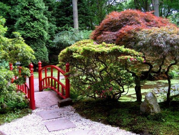 Diseño de Interiores  Arquitectura Los Jardines Japoneses, una