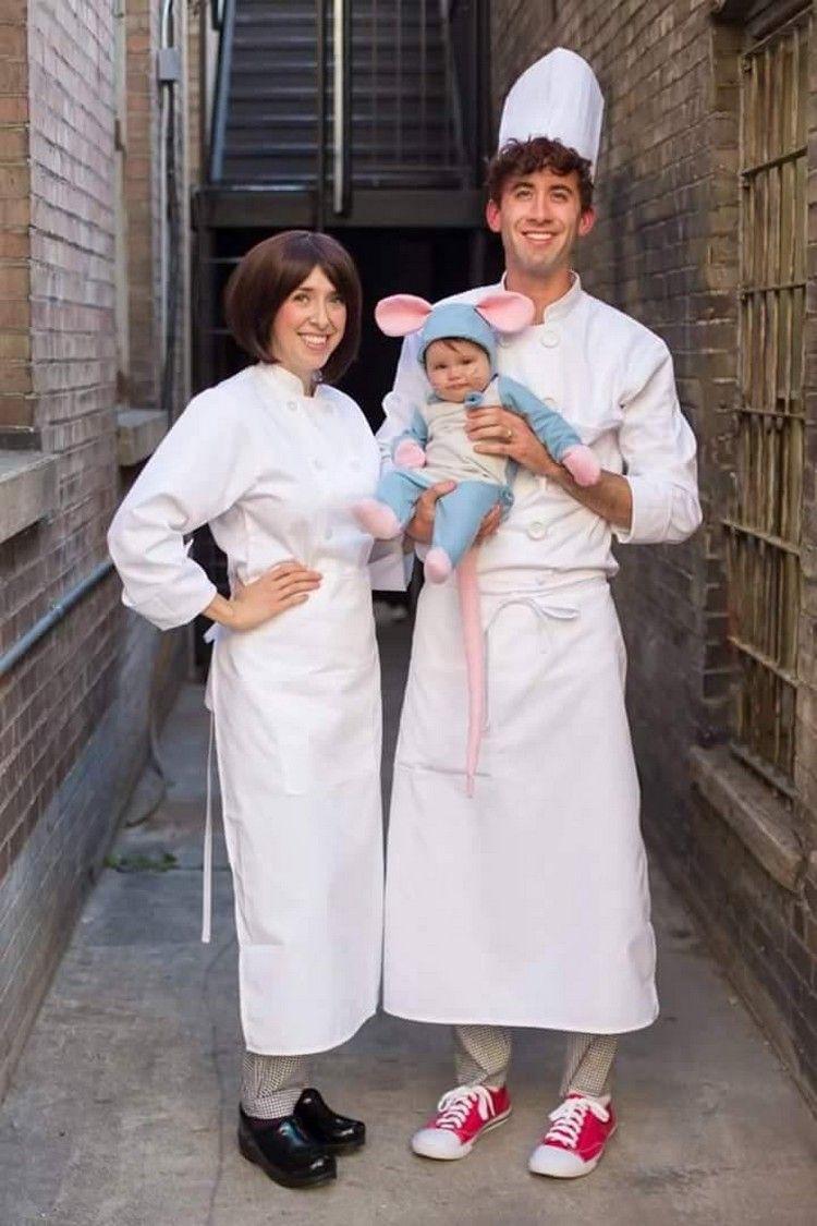Fasching Ideen Karneval Kostume Witzige Idee Familie Baby