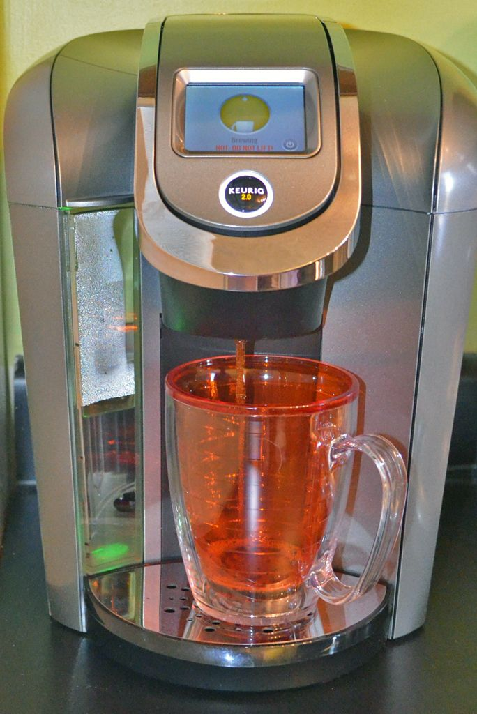 Keurig 2.0 Model K550 Coffee Brewing System review