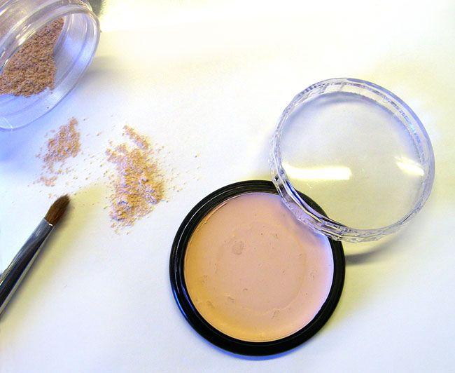 LisaLise - Natural Skin Care: Making Make-Up - Cream Concealer