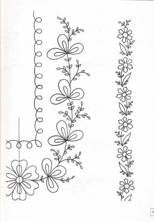 Pin de Manisha Gokhale en Design Motifs | Pinterest | Bordado ...