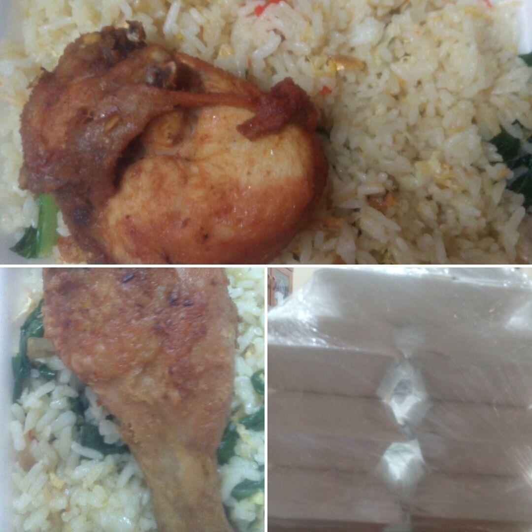 Azie Food Delivery Nasi Goreng Kampung Pengiriman Makanan Nasi Goreng Makanan
