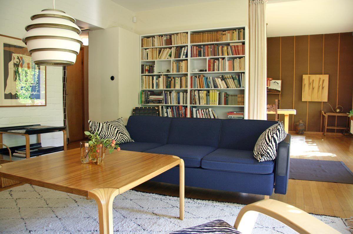 Alvar aalto house interior riihitie  the aalto family home studio u laboratory  house