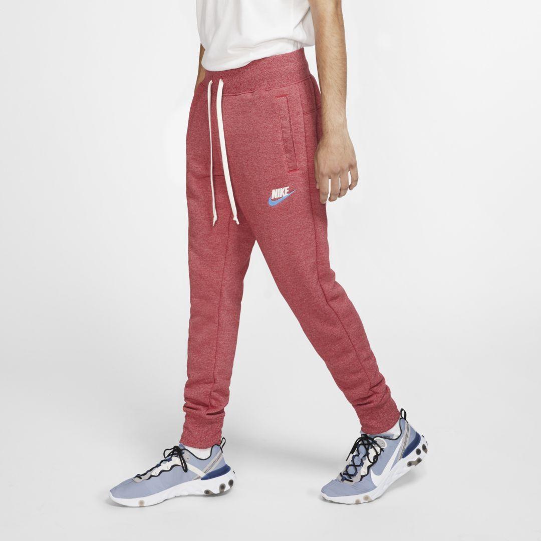 Nike Mens Sportswear Heritage Joggers